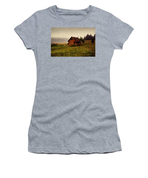 Somewhere In The Countryside. Russia Women's T-Shirt