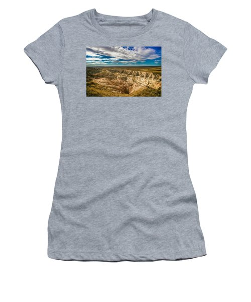 South Dakota Bad Lands.... Women's T-Shirt