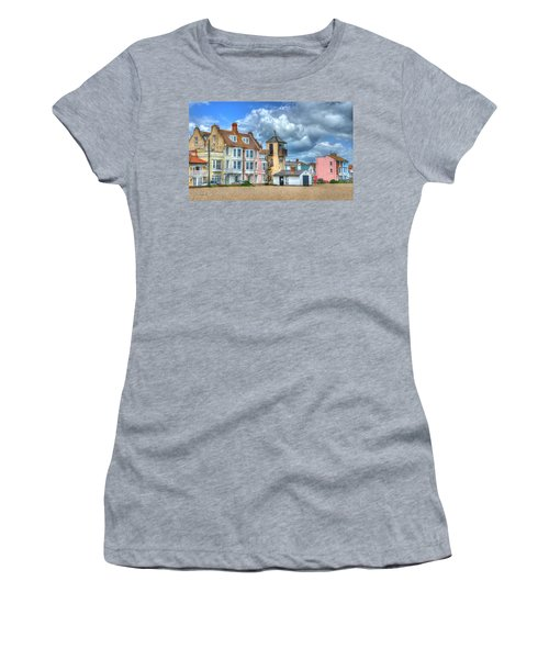 South Lookout Tower Aldeburgh Women's T-Shirt (Athletic Fit)