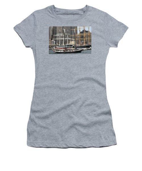 South Street Seaport Pioneer Women's T-Shirt