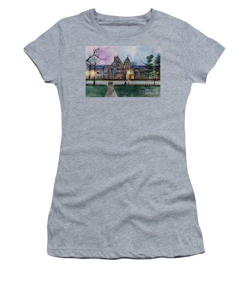 South University Avenue 2 Women's T-Shirt (Athletic Fit)