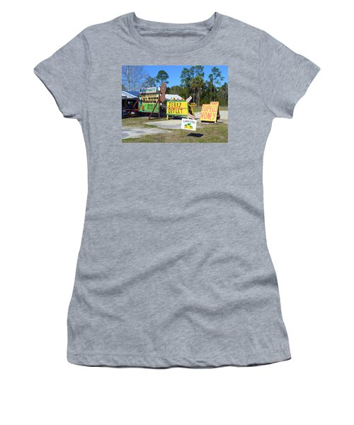 Southern Delights Women's T-Shirt (Athletic Fit)