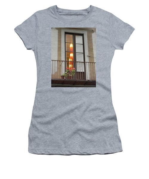 Spanish Siesta Women's T-Shirt (Athletic Fit)