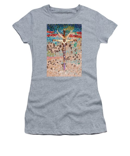 Spiritual Beauty Women's T-Shirt (Athletic Fit)