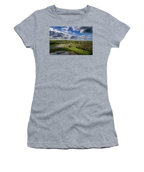 Spotlight On The Park Women's T-Shirt