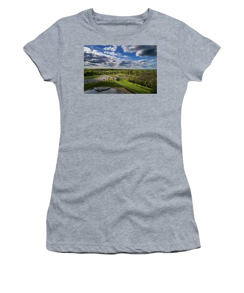 Spotlight On The Park Women's T-Shirt (Athletic Fit)
