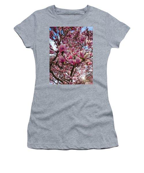 Spring Fractals Women's T-Shirt