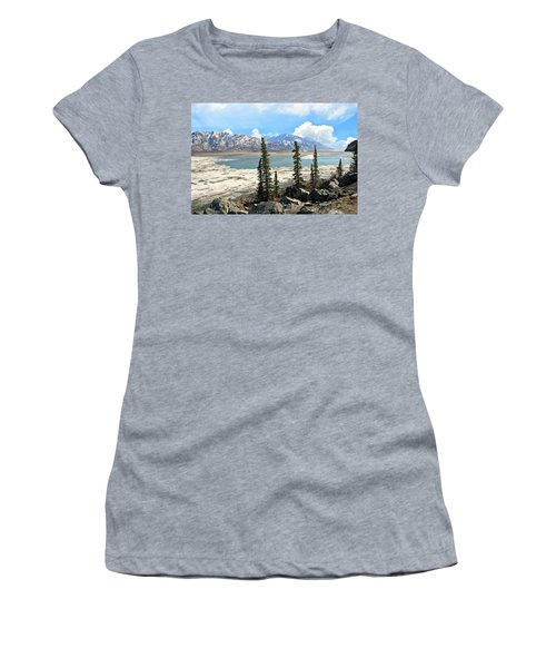 Spring In The Wrangell Mountains Women's T-Shirt