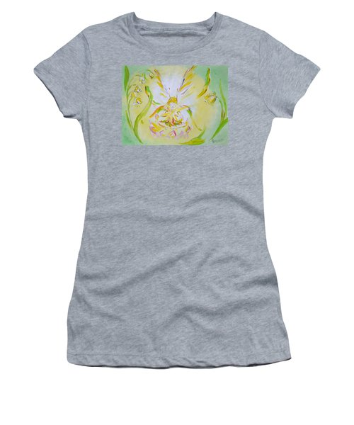 Spring Light Women's T-Shirt (Athletic Fit)