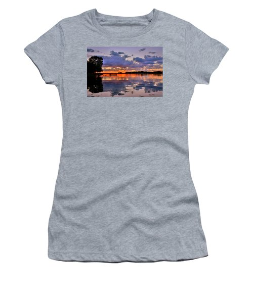 Spring Reflections Women's T-Shirt (Athletic Fit)