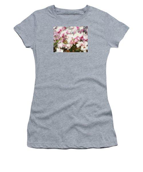 Spring Tulip Tree Women's T-Shirt