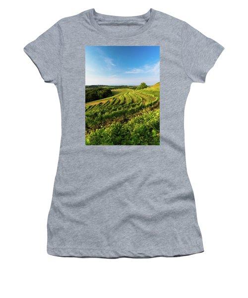 Spring Vinyard Women's T-Shirt