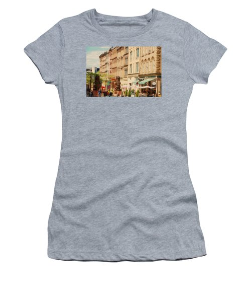 Springtime In Halifax Women's T-Shirt (Athletic Fit)