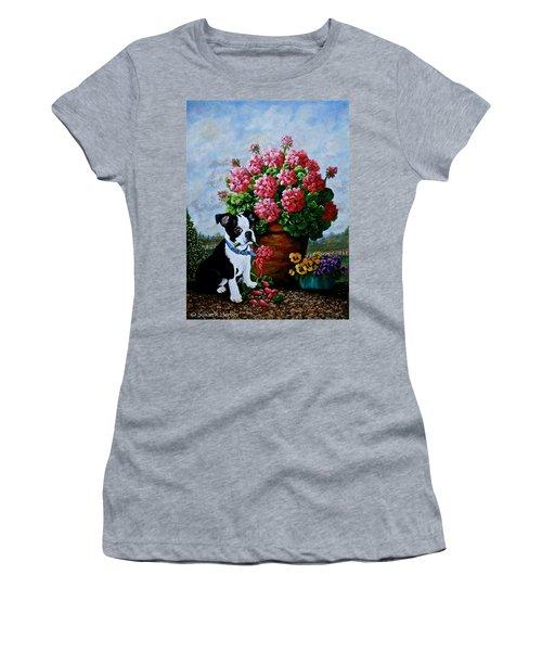 Srb Jonas Women's T-Shirt (Athletic Fit)