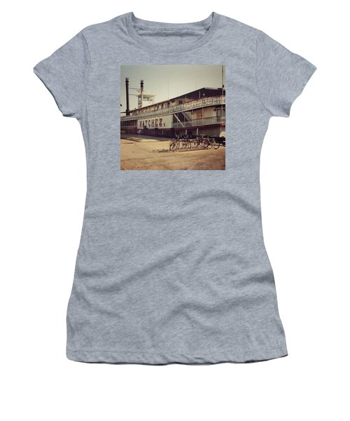Ss Natchez, New Orleans, October 1993 Women's T-Shirt (Athletic Fit)