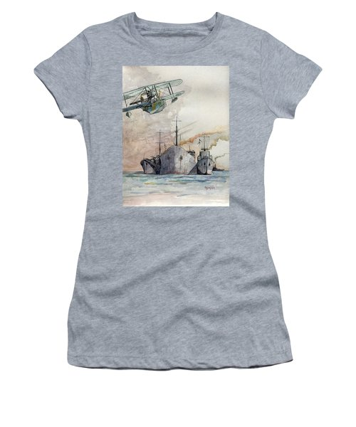 Ss Ohio IIi Women's T-Shirt (Athletic Fit)