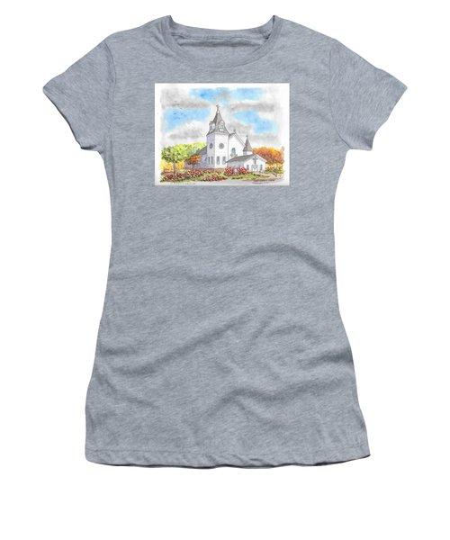 St. Boniface Catholic Church, Walhalla, North Dakota Women's T-Shirt