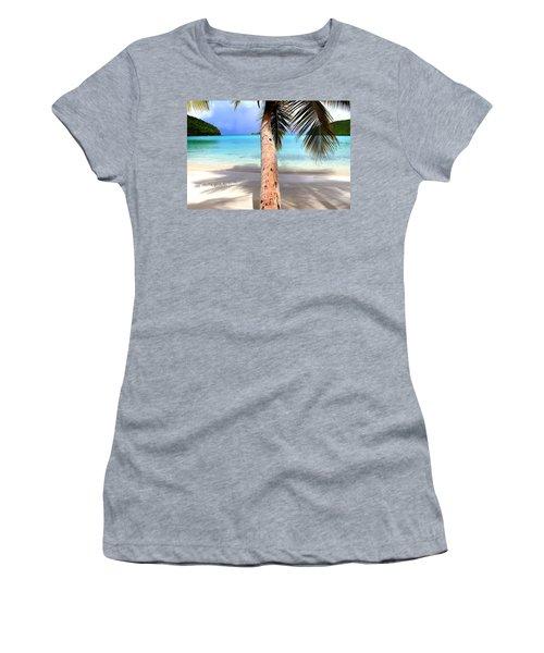 St John Usvi Women's T-Shirt (Junior Cut) by Fiona Kennard
