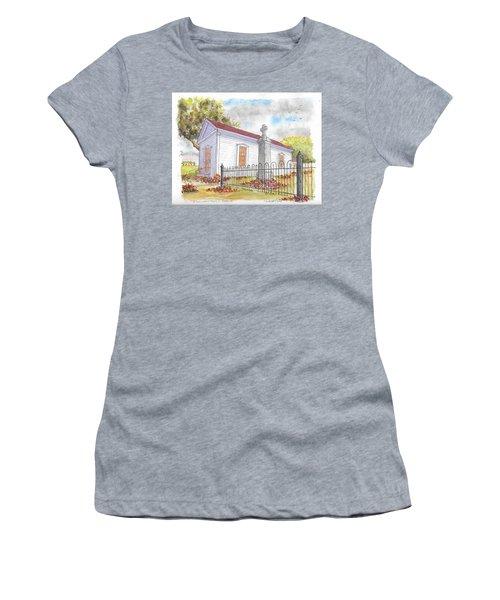 St. Louis Catholic Church, La Grange, California Women's T-Shirt