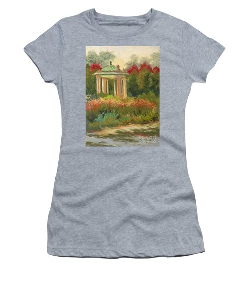 St. Louis Muny Bandstand Women's T-Shirt (Athletic Fit)