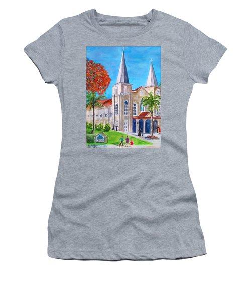 St. Mary's Catholic Church Key West Women's T-Shirt