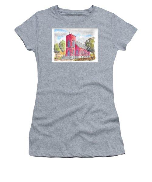 St. Mary's Catholic Church, Oneonta, Ny Women's T-Shirt