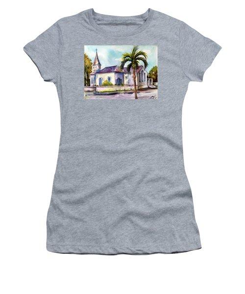 St. Matthews Church, Nassau Women's T-Shirt