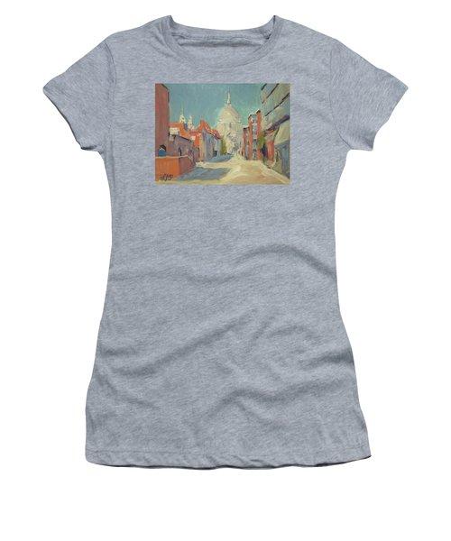 St Pauls London Women's T-Shirt (Athletic Fit)