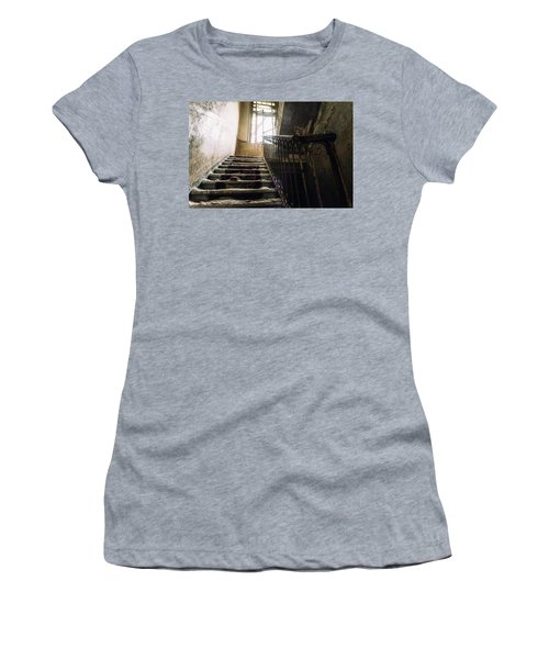 Stairs In Haunted House Women's T-Shirt