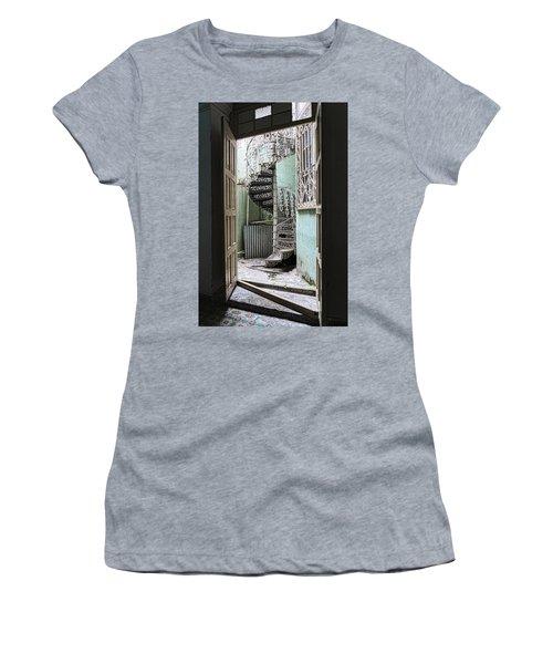 Stairway To Up Women's T-Shirt