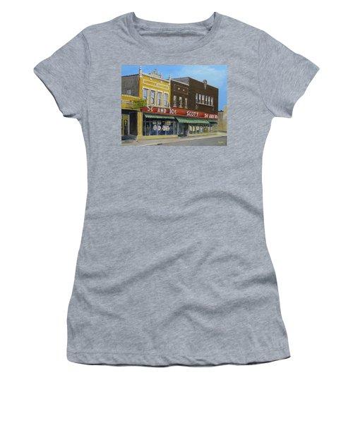 Stand Again Women's T-Shirt