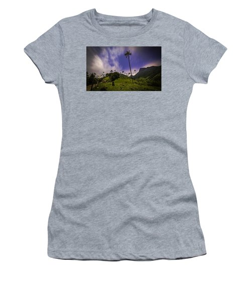 Stars In The Valley Women's T-Shirt