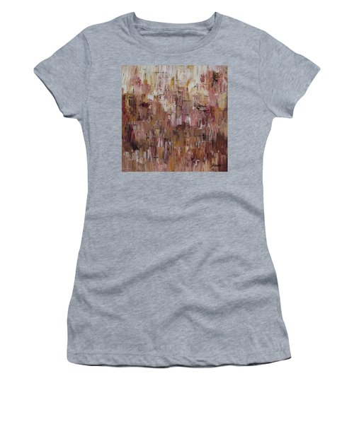 Static Women's T-Shirt (Athletic Fit)