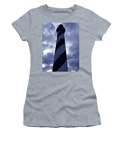 St.augustine Light House Women's T-Shirt (Athletic Fit)