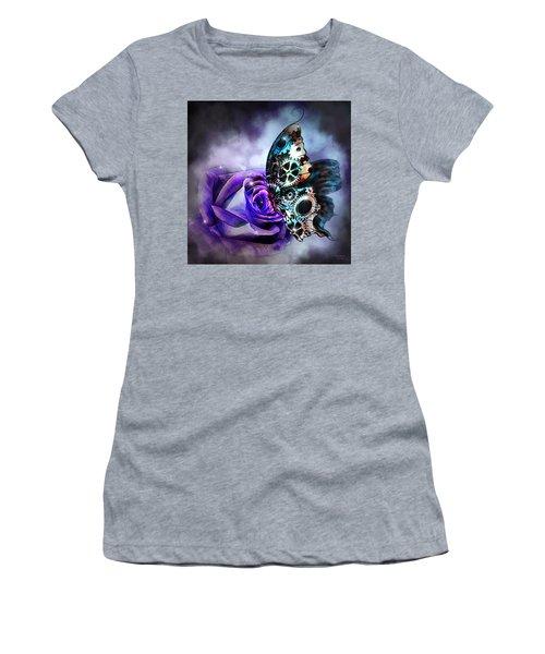 Steel Butterfly Women's T-Shirt