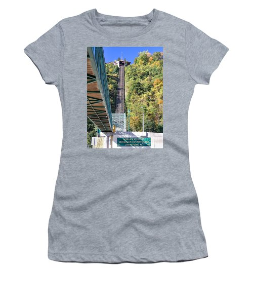 Steep Johnstown Incline Women's T-Shirt