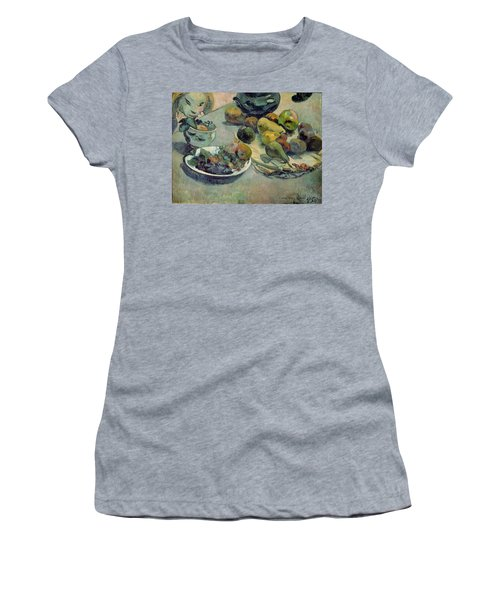 Still Life With Fruit Women's T-Shirt (Athletic Fit)