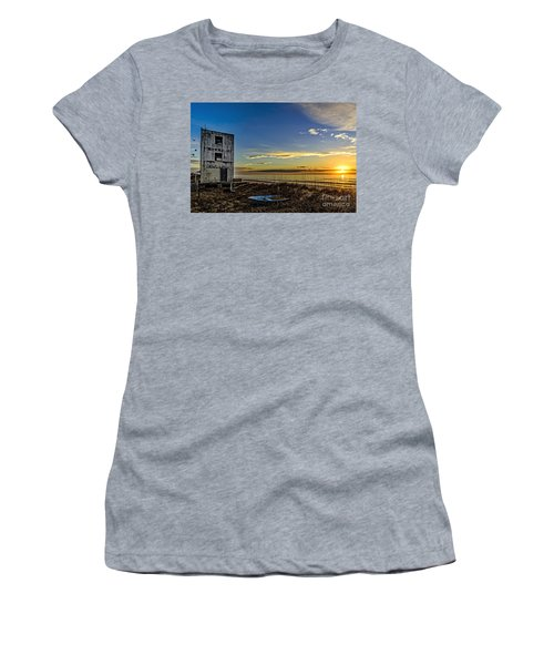 Still Standing Women's T-Shirt (Athletic Fit)