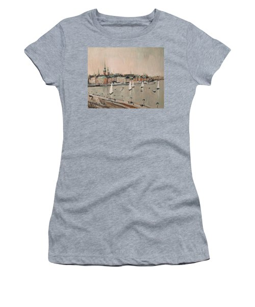 Stockholm Regatta Women's T-Shirt (Athletic Fit)