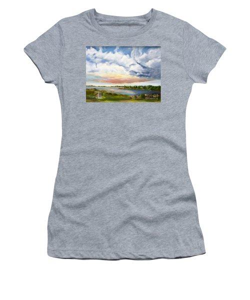 Stoker's  Swift Creek Women's T-Shirt (Athletic Fit)