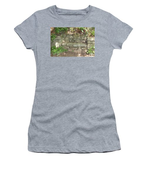 Stone Bench Women's T-Shirt