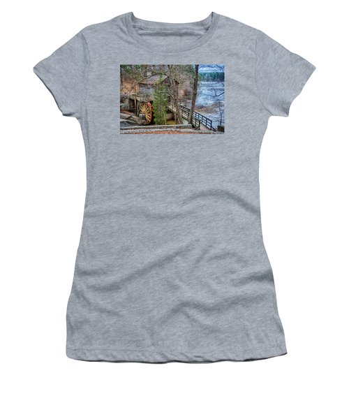 Stone Mountain Park In Atlanta Georgia Women's T-Shirt (Athletic Fit)
