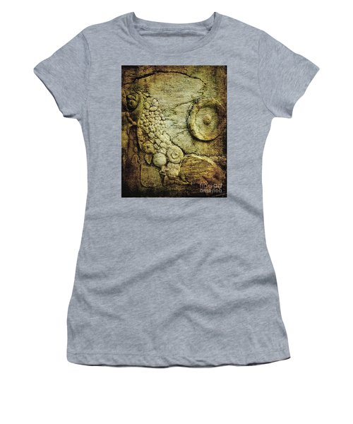 Stone Relief At Ephesus Women's T-Shirt (Athletic Fit)