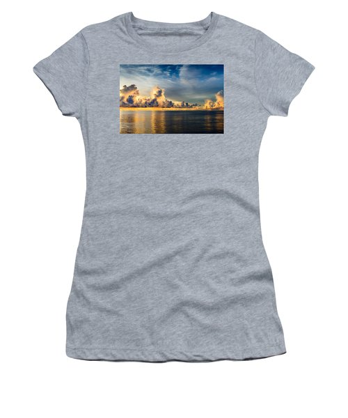 Stormy Clouds  Women's T-Shirt