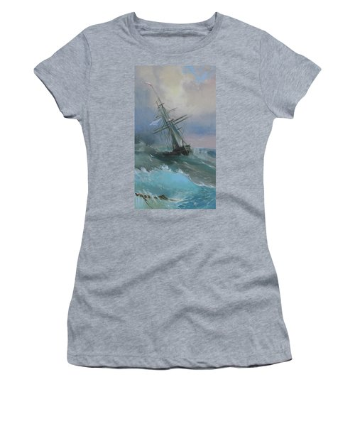 Stormy Sails Women's T-Shirt