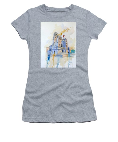 St.peter In Chains II Women's T-Shirt (Athletic Fit)