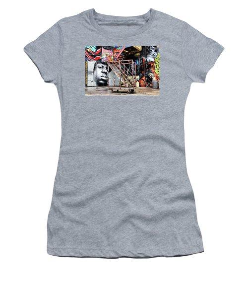 Street Portraiture Women's T-Shirt