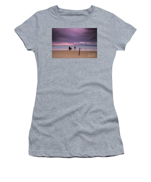 Storm Brewing Women's T-Shirt (Athletic Fit)