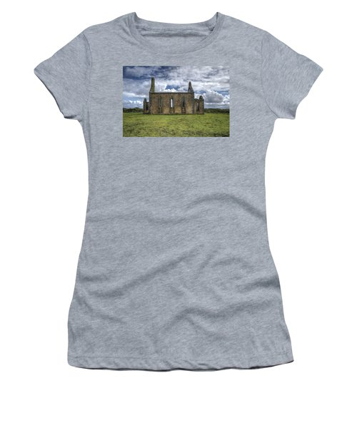 Stthomas Church In Aran Islands, Inis Mor Women's T-Shirt