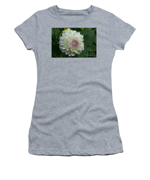 Stunning Gaylen Rose Dahlia Women's T-Shirt (Athletic Fit)